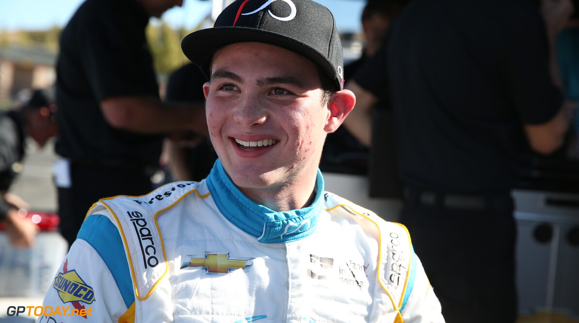 O'Ward 'so excited' for IndyCar return
