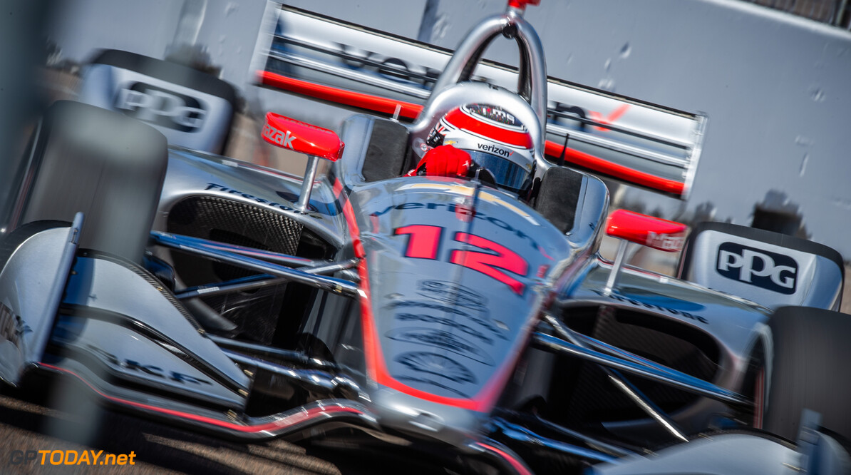 Qualifying: Power leads Team Penske 1-2 at St. Petersburg