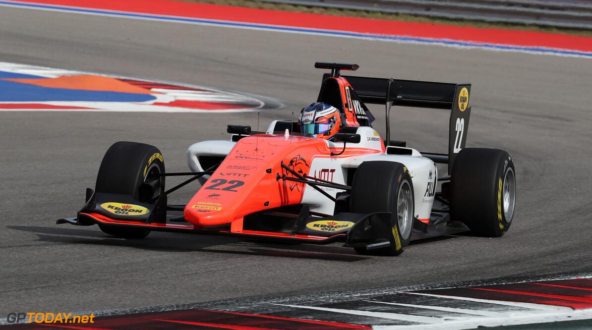 Verschoor secures seat with MP Motorsport