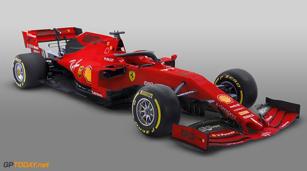 Ferrari reveals tweaked livery for Melbourne
