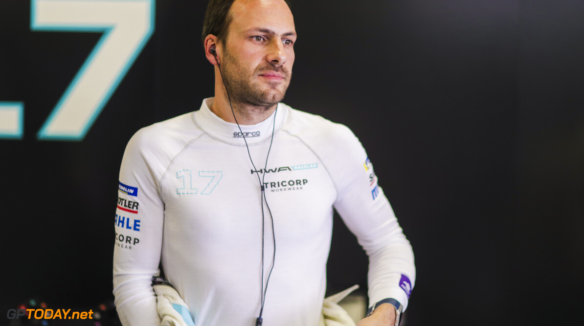 2019 Mexico City E-prix AUTODROMO HERMANOS RODRIGUEZ, MEXICO - FEBRUARY 15: Gary Paffett (GBR), HWA Racelab during the Mexico City E-prix at Autodromo Hermanos Rodriguez on February 15, 2019 in Autodromo Hermanos Rodriguez, Mexico. (Photo by Alastair Staley / LAT Images) 2019 Mexico City E-prix Alastair Staley  Mexico  portrait electric FE open wheel