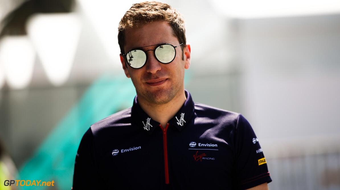 Frijns blijft nog seizoen bij Envision Virgin Racing in Formule E