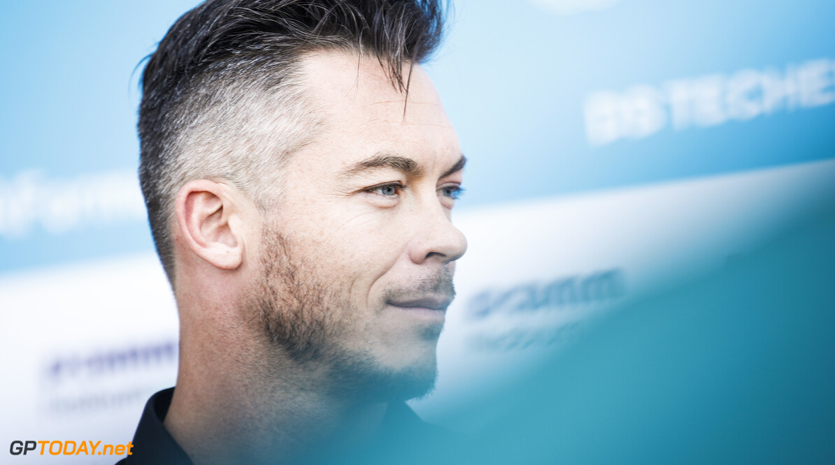 2019 Mexico City E-prix AUTODROMO HERMANOS RODRIGUEZ, MEXICO - FEBRUARY 15: Andre Lotterer (DEU), DS TECHEETAH during the Mexico City E-prix at Autodromo Hermanos Rodriguez on February 15, 2019 in Autodromo Hermanos Rodriguez, Mexico. (Photo by Joe Portlock / LAT Images) 2019 Mexico City E-prix Joe Portlock  Mexico  portrait electric FE open wheel