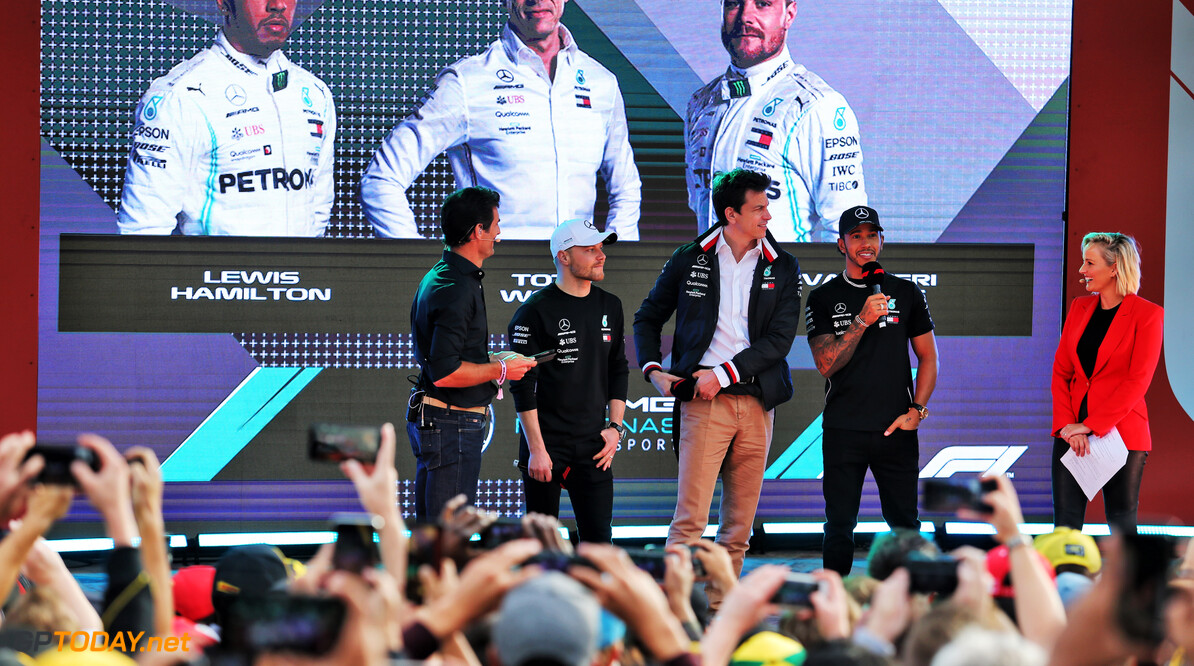 <strong>Photos:</strong> Wednesday at the Australian Grand Prix