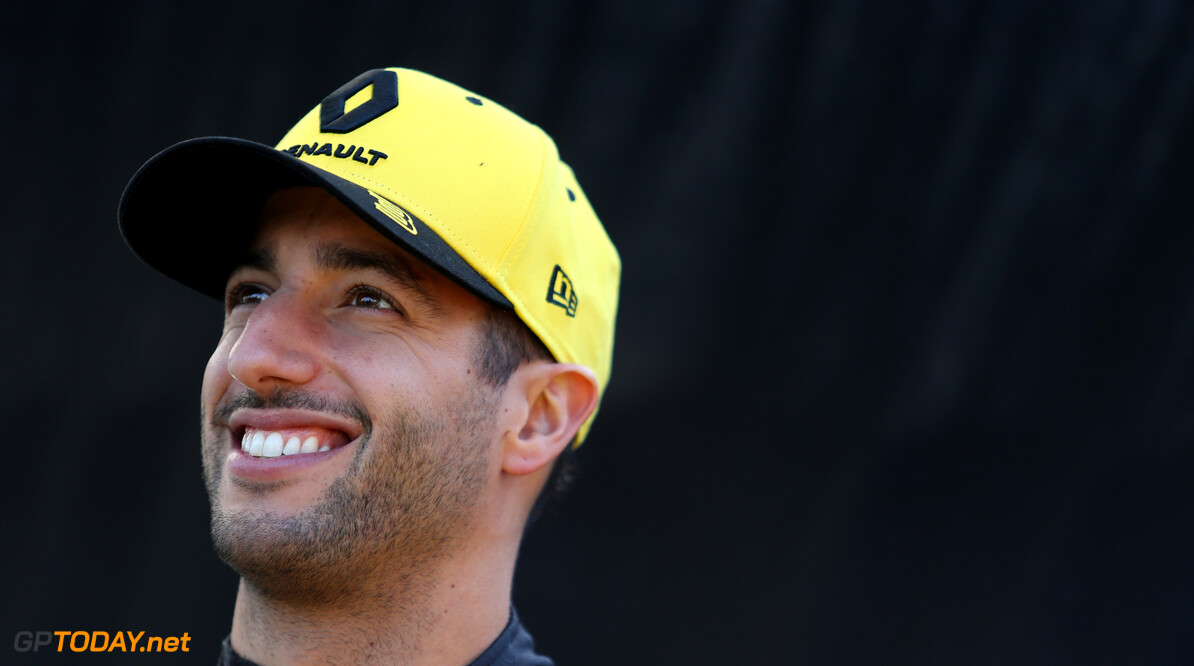 Daniel Ricciardo (AUS), Renault F1 Team  14.03.2019. Formula 1 World Championship, Rd 1, Australian Grand Prix, Albert Park, Melbourne, Australia, Preparation Day. - www.xpbimages.com, EMail: requests@xpbimages.com - copy of publication required for printed pictures. Every used picture is fee-liable. (C) Copyright: Charniaux / XPB Images Motor Racing - Formula One World Championship - Australian Grand Prix - Preparation Day - Thursday - Melbourne, Australia     Formel1 Formel F1 Formula 1 Formula1 GP Grand Prix one Portrait March Australian Australia Albert Park Melbourne Oz Thursday 14 03 3 2019