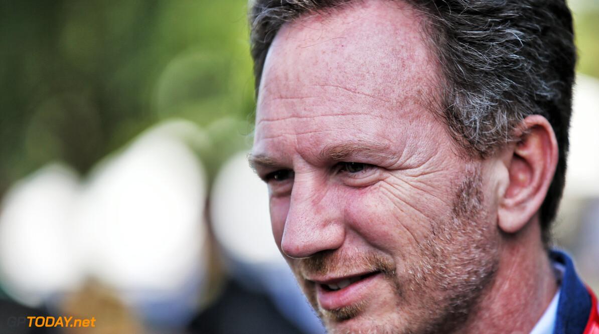 """Horner: """"Ook zonder Renault-motoren houden ze ons van het podium"""""""