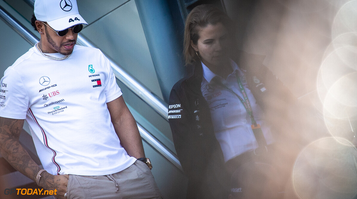Hamilton insists more pace to come from Mercedes