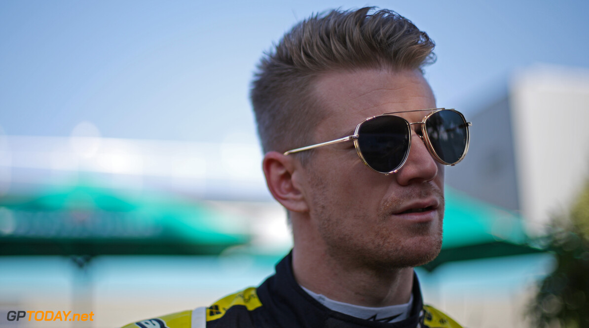 Nico Hulkenberg (GER), Renault Sport F1 Team  14.03.2019. Formula 1 World Championship, Rd 1, Australian Grand Prix, Albert Park, Melbourne, Australia, Preparation Day. - www.xpbimages.com, EMail: requests@xpbimages.com - copy of publication required for printed pictures. Every used picture is fee-liable. (C) Copyright: Charniaux / XPB Images Motor Racing - Formula One World Championship - Australian Grand Prix - Preparation Day - Thursday - Melbourne, Australia     Formel1 Formel F1 Formula 1 Formula1 GP Grand Prix one Portrait March Australian Australia Albert Park Melbourne Oz Thursday 14 03 3 2019