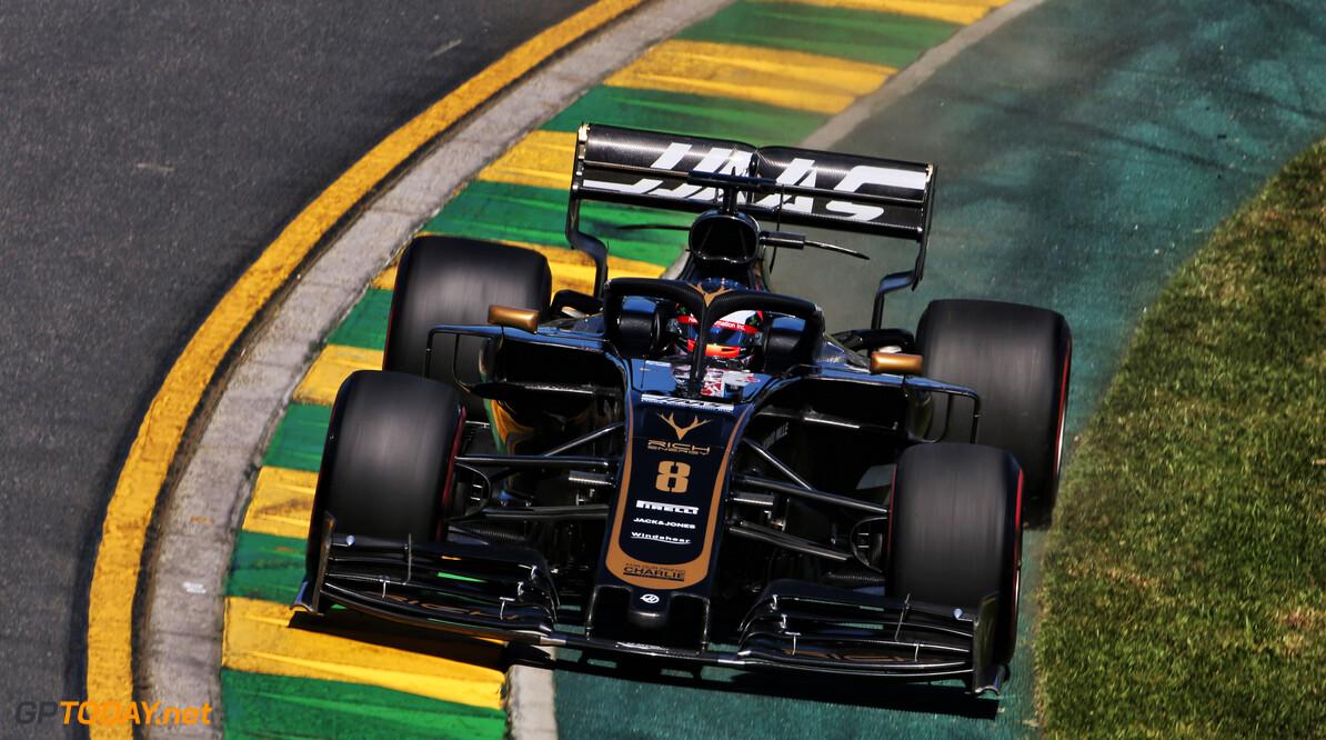 Haas confirms reason behind Grosjean's retirement