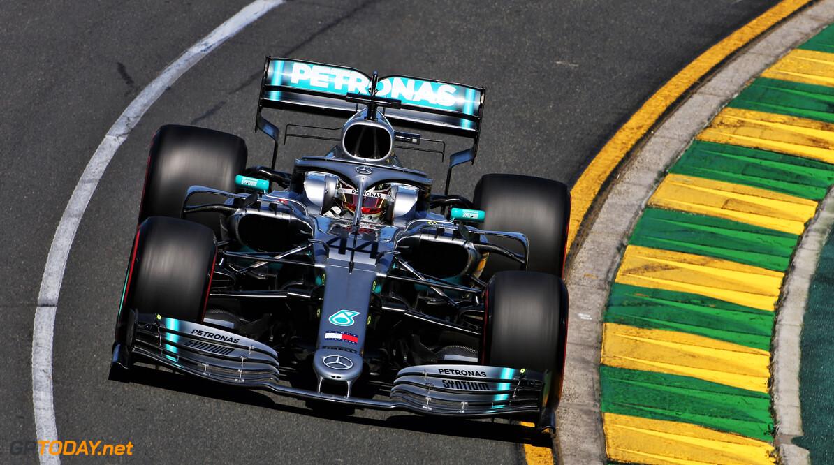 <b>VT2</b>: Verstappen derde, maar Hamilton en Bottas ver buiten bereik