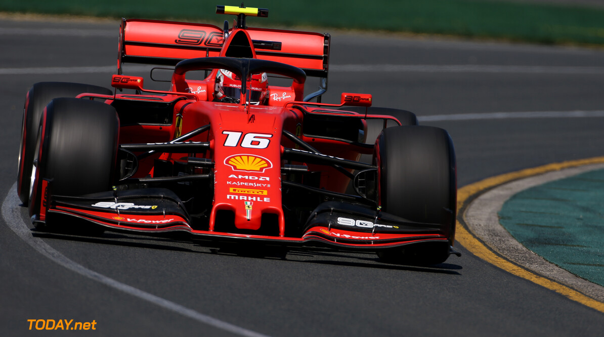 Leclerc dominates to win Virtual Vietnam Grand Prix