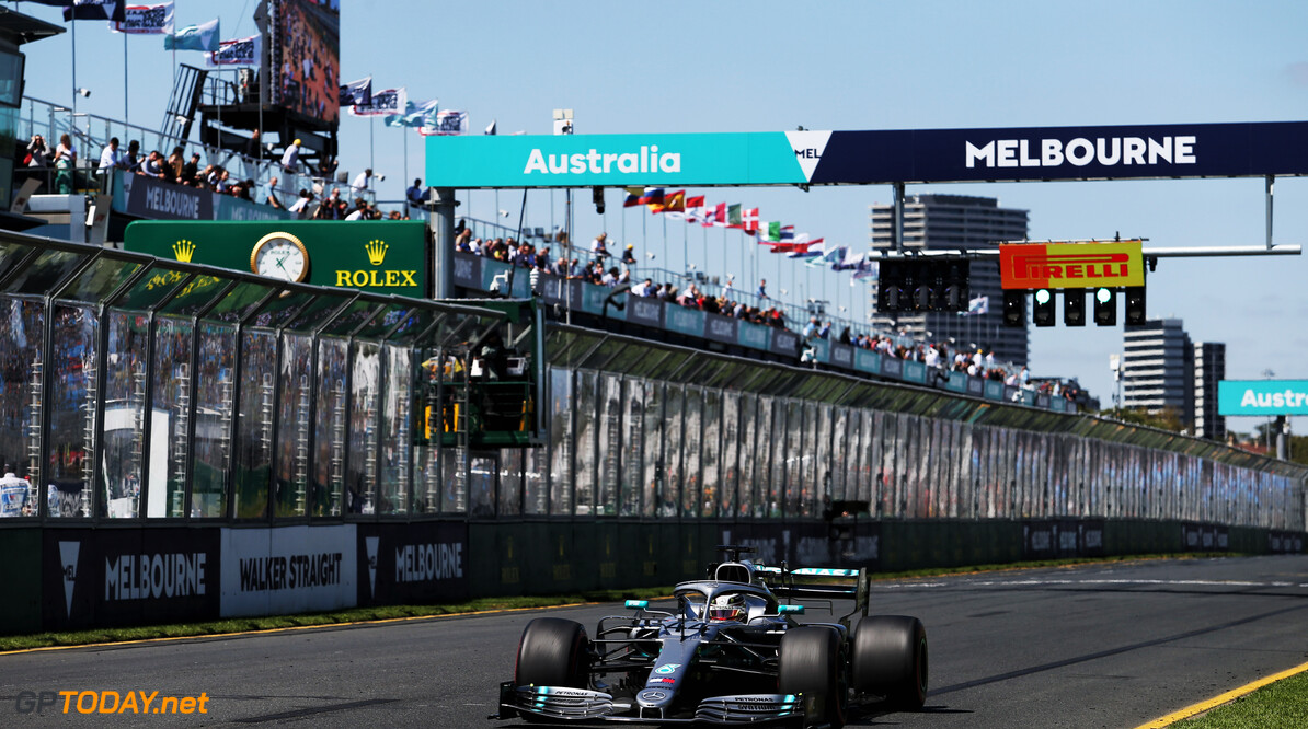<strong>FP3</strong>: Hamilton heads field after final practice