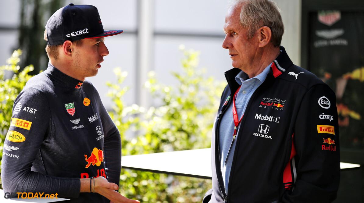 """Marko: """"Kijken niet meer achteruit naar Ferrari, want eerste plaats is het doel"""""""