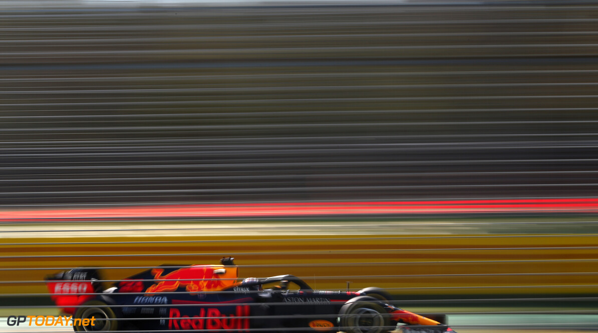 Max Verstappen (NLD), Red Bull Racing  15.03.2019. Formula 1 World Championship, Rd 1, Australian Grand Prix, Albert Park, Melbourne, Australia, Practice Day. - www.xpbimages.com, EMail: requests@xpbimages.com - copy of publication required for printed pictures. Every used picture is fee-liable. (C) Copyright: Charniaux / XPB Images Motor Racing - Formula One World Championship - Australian Grand Prix - Practice Day - Melbourne, Australia     Formel1 Formel F1 Formula 1 Formula1 GP Grand Prix one March Australian Australia Albert Park Melbourne Oz Friday 15 03 3 2019 Action Track