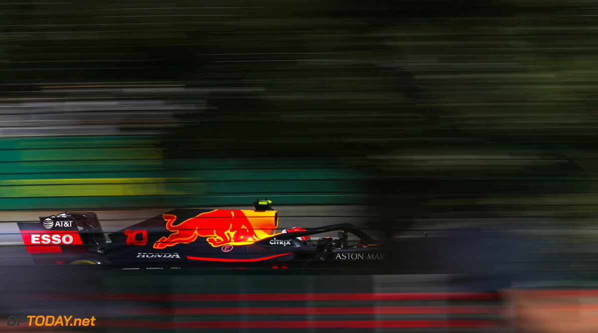 Pierre Gasly (FRA), Red Bull Racing  16.03.2019. Formula 1 World Championship, Rd 1, Australian Grand Prix, Albert Park, Melbourne, Australia, Qualifying Day. - www.xpbimages.com, EMail: requests@xpbimages.com - copy of publication required for printed pictures. Every used picture is fee-liable. (C) Copyright: Charniaux / XPB Images Motor Racing - Formula One World Championship - Australian Grand Prix - Qualifying Day - Melbourne, Australia     Formel1 Formel F1 Formula 1 Formula1 GP Grand Prix one March Australian Australia Albert Park Melbourne Oz Saturday 16 03 3 2019 Practice Action Track
