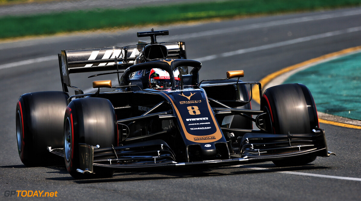 Melbourne-spec car felt a lot better - Grosjean