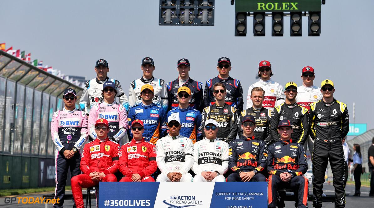<b>Overzicht</b>: Wie staan er in 2020 op de grid in de Formule 1?