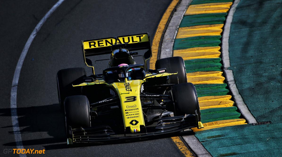 """Abiteboul: """"Misschien moet Ricciardo nog wennen aan racen in middenmoot"""""""