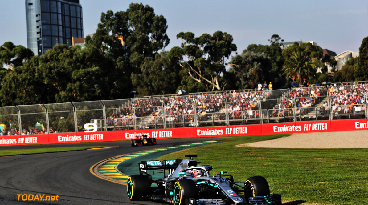 Mercedes suspects Hamilton's floor damage was caused by kerbs