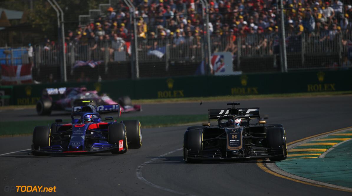 Gevoel van optimisme heerst bij management Scuderia Toro Rosso