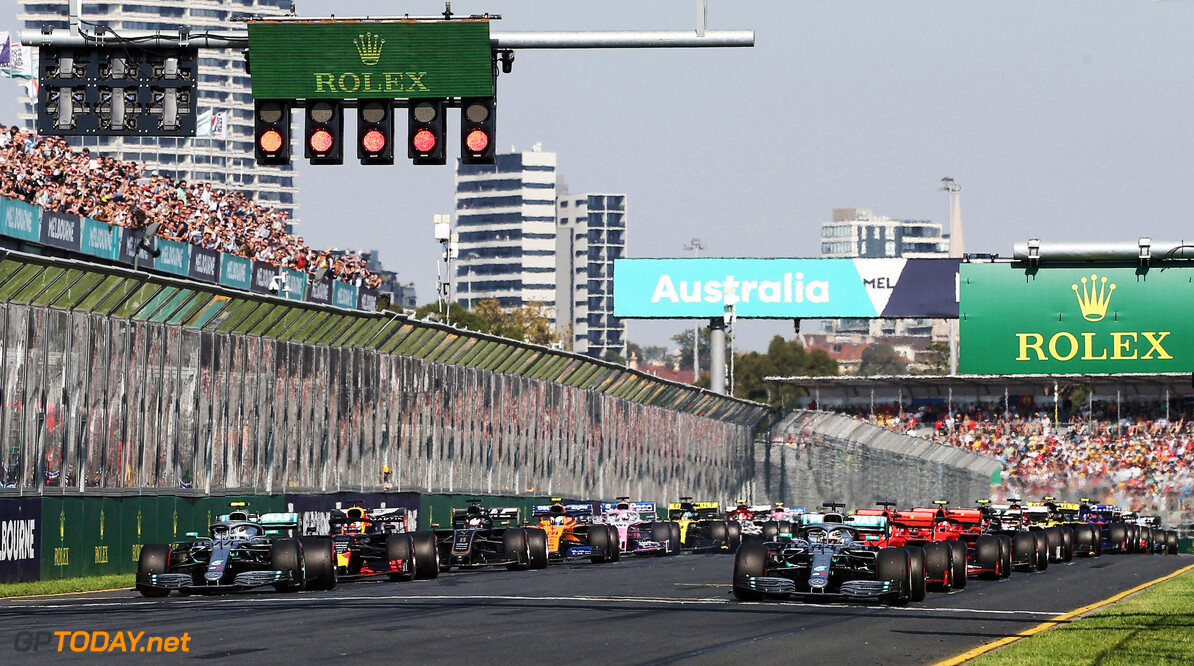 F1 secures new US contract with ESPN