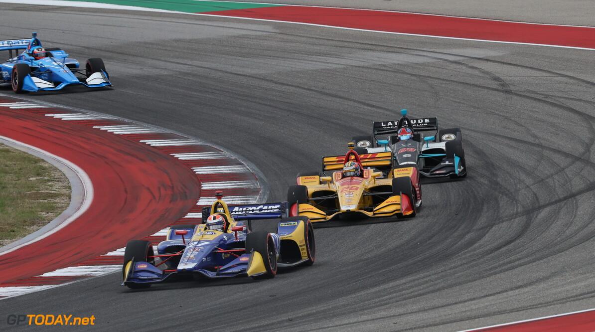 IndyCar heeft betere oplossing nodig voor track limits