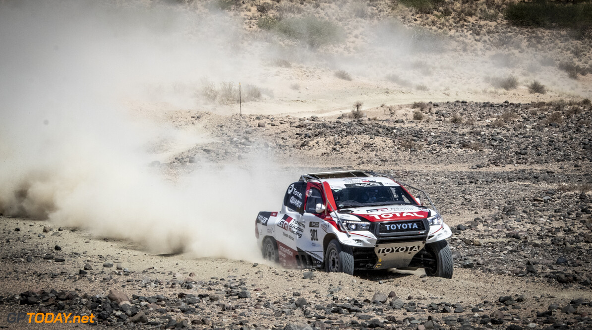 Alonso to begin Dakar tests with Toyota