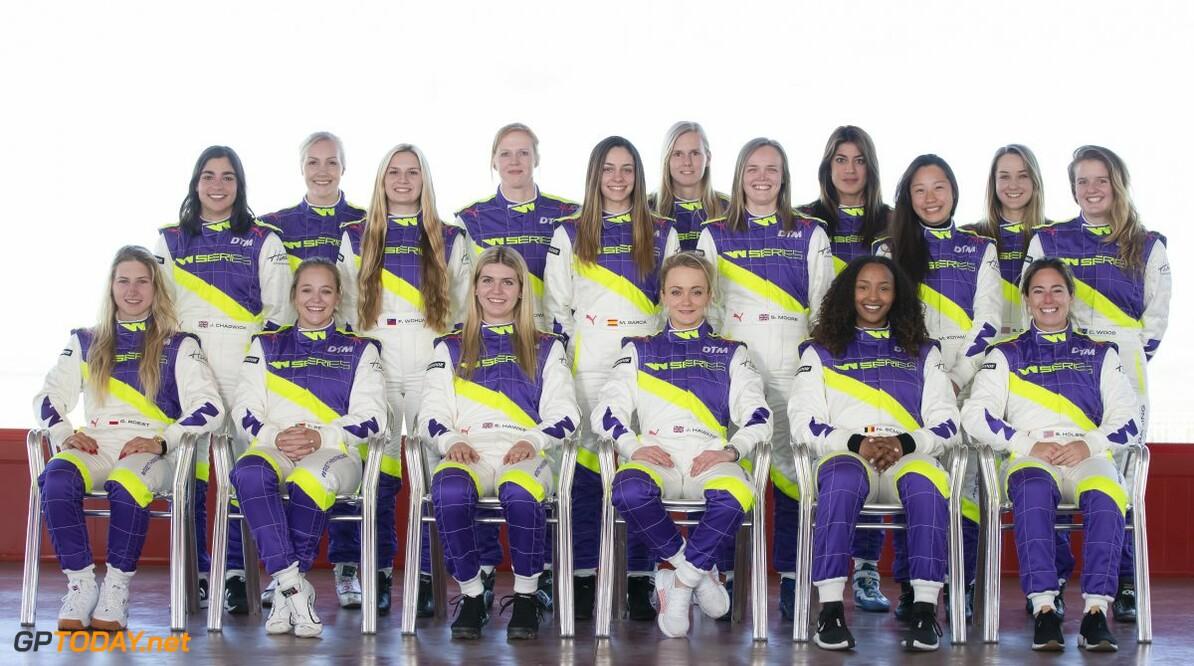 Chadwick wint eerste W Series-race op Hockenheim, Visser vierde