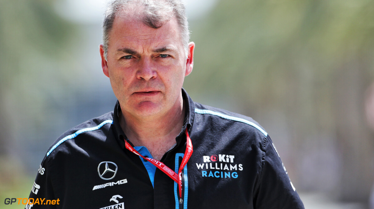 Dave Redding (GBR) Williams Racing Team Manager. 28.03.2019. Formula 1 World Championship, Rd 2, Bahrain Grand Prix, Sakhir, Bahrain, Preparation Day
