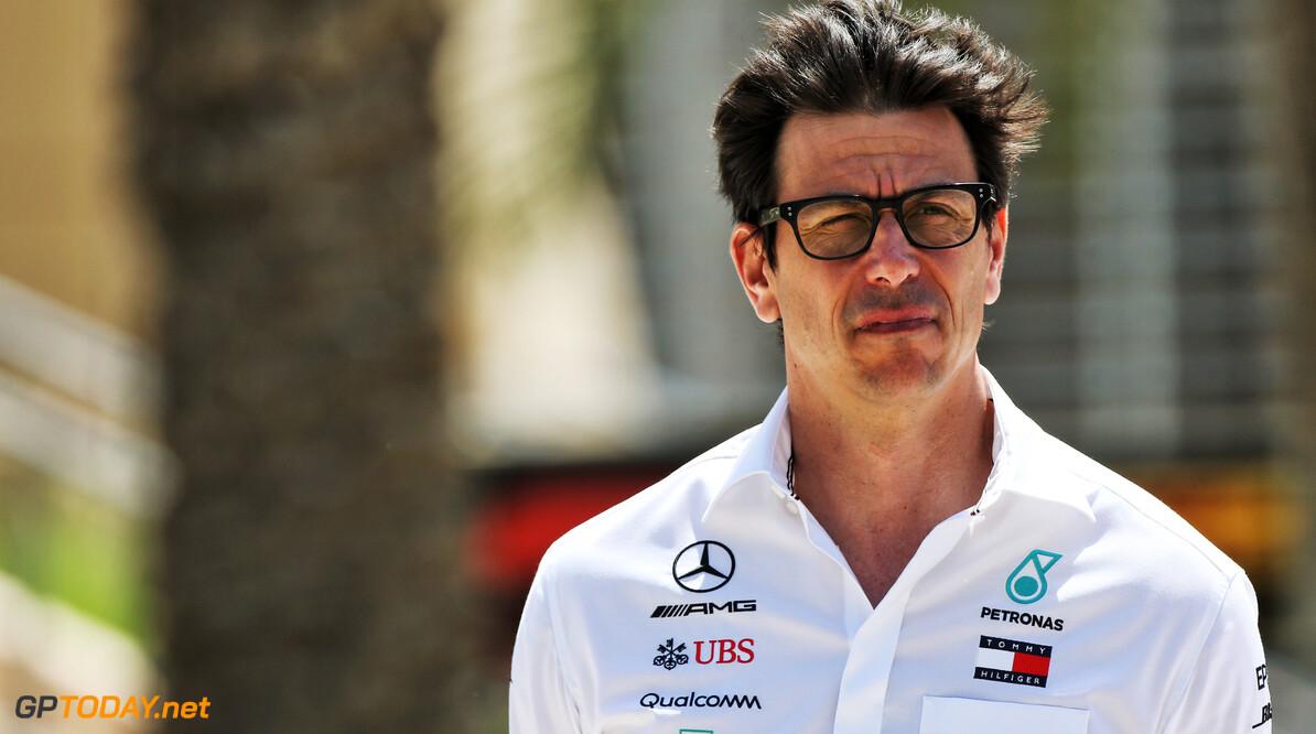Wolff voorspelt crashes in jacht op punt voor snelste ronde