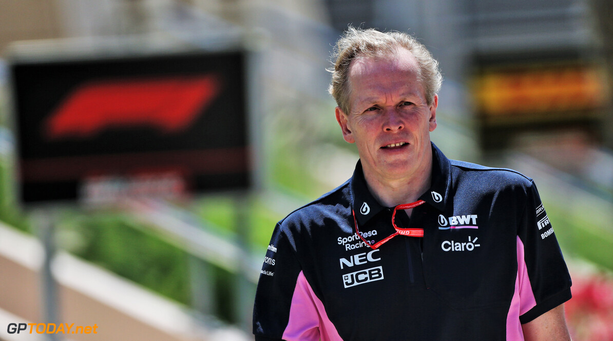 Andrew Green (GBR) Racing Point F1 Team Technical Director. 29.03.2019. Formula 1 World Championship, Rd 2, Bahrain Grand Prix, Sakhir, Bahrain, Practice Day