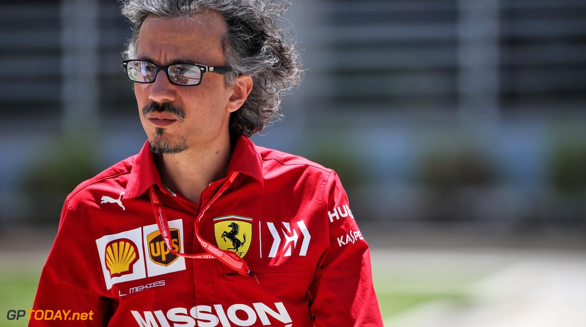 Laurent Mekies (FRA) Ferrari Sporting Director. 29.03.2019. Formula 1 World Championship, Rd 2, Bahrain Grand Prix, Sakhir, Bahrain, Practice Day