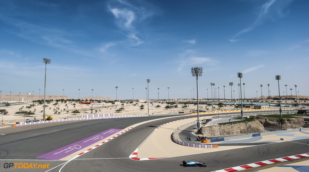 Bahrain 'almost oval' layout being considered for 2020 race