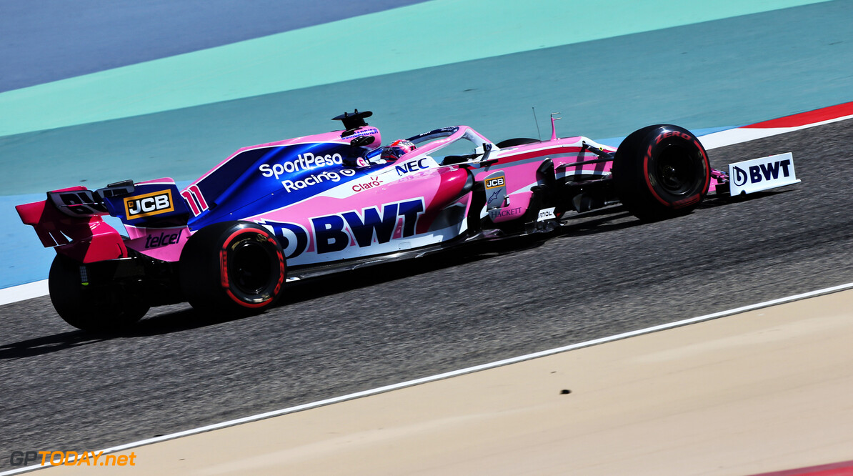 Perez: Q3 appearance not likely for Racing Point
