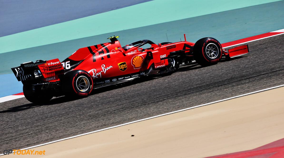 <b>VT3</b>: Ferrari wederom ver voor concurrentie, Verstappen achtste