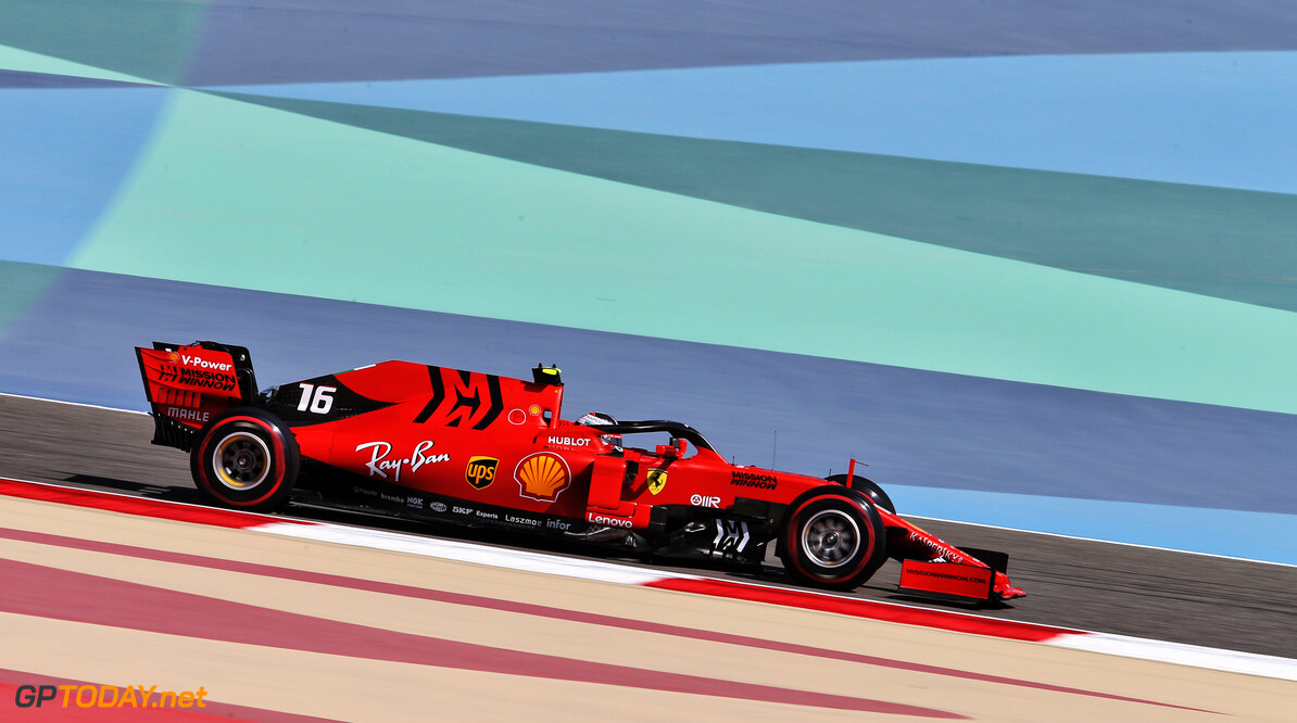 <strong>FP3</strong>: Ferrari in front as Mercedes struggle