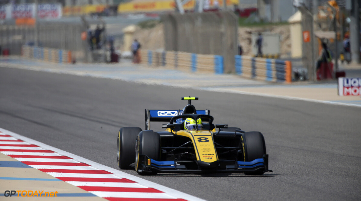 Ghiotto makes use of fresh tyres to win sprint race