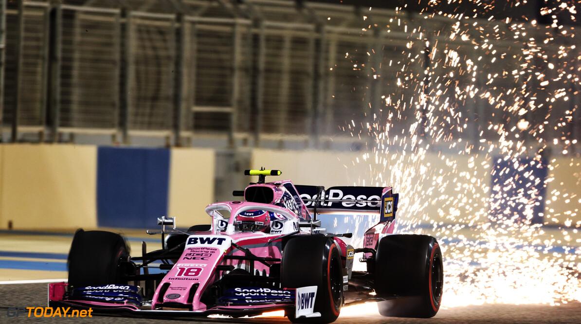 Het verhaal achter de vonkenregen in de Formule 1