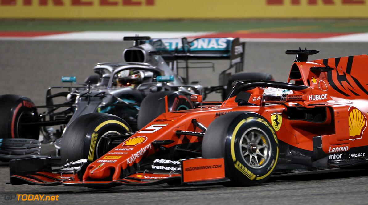 """Mercedes: """"Ferrari blijft versnellen op rechte stukken door MGU-K"""""""