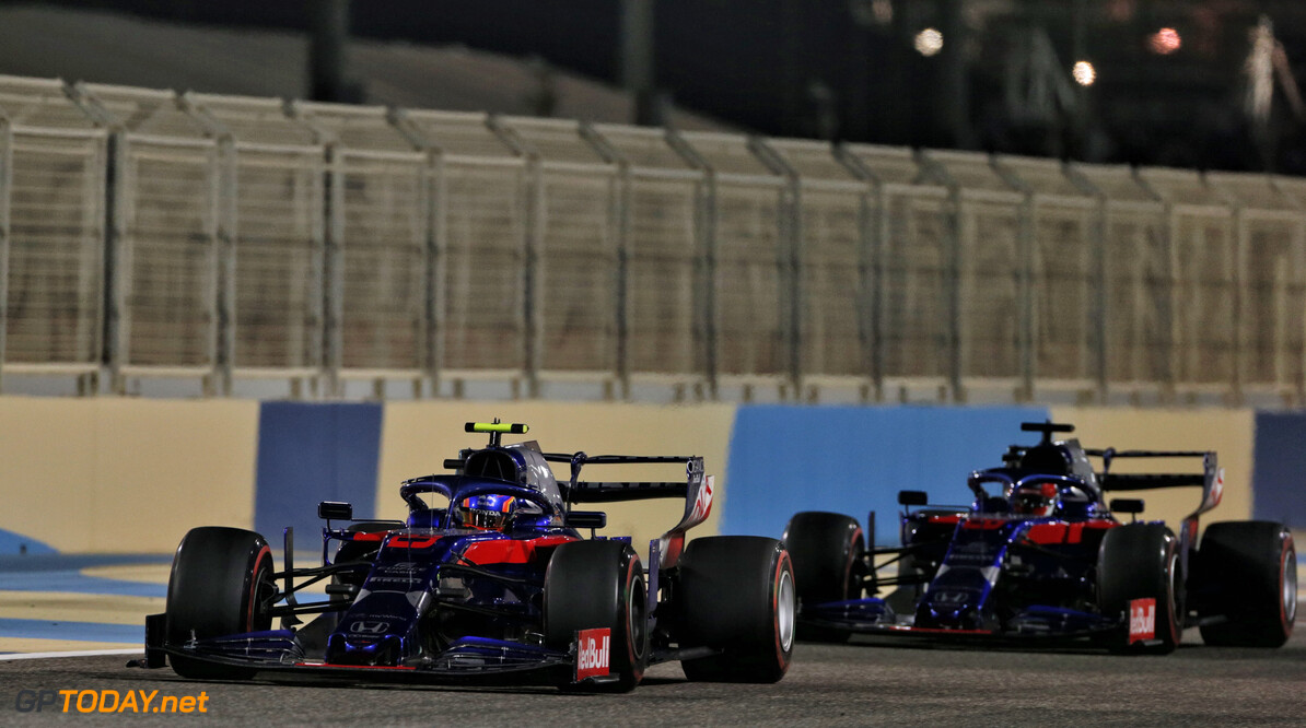Tost pleased with 'positive' Toro Rosso performance in Bahrain