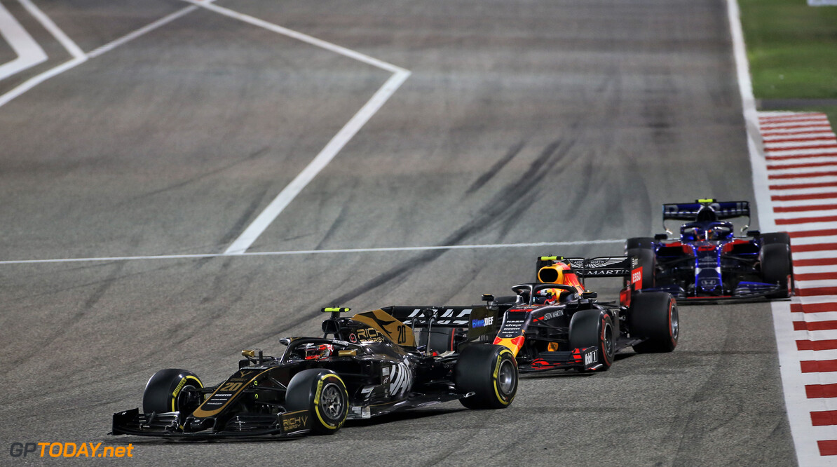 Steiner 'amazed' at Haas' lack of race pace