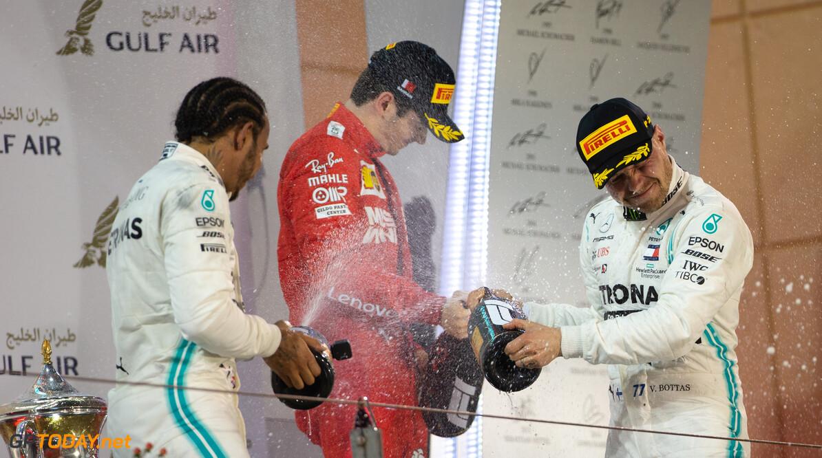 Formula 1 seeing massive performance swings in 2019 - Wolff
