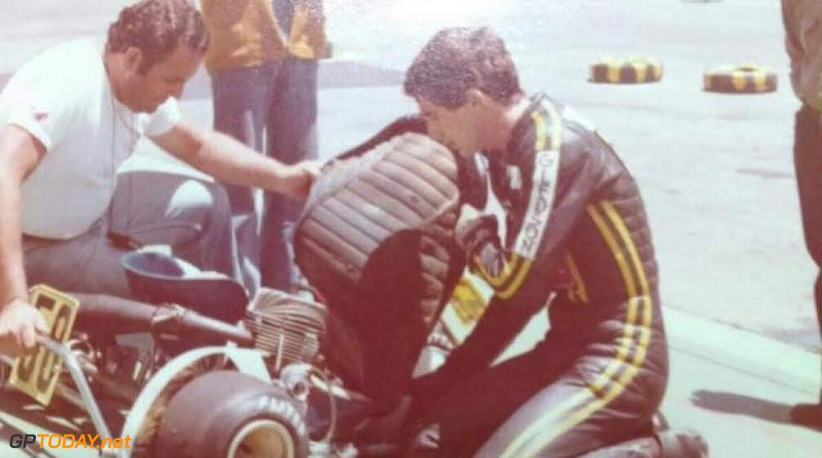 <strong>Ayrton Senna Special</strong>: Part 1 -  Ayrton and karting - The early years (1975-1976)