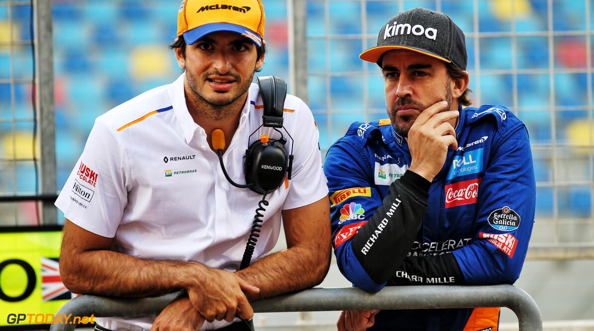 Terugkeer Fernando Alonso in Formule 1 in ieder geval niet bij McLaren