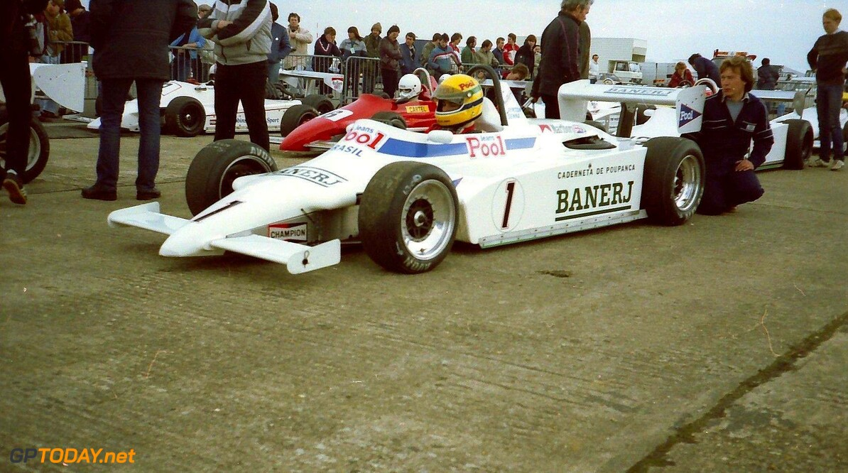 <strong>Ayrton Senna Special:</strong> Part 9 - Ayrton in British Formula 3 - Shame at Oulton Park and another title