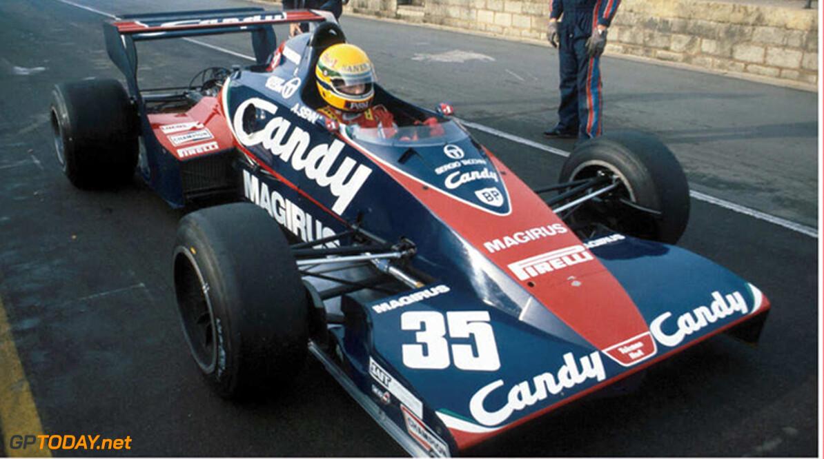 <strong>Ayrton Senna Special:</strong> Teammates 1: Johnny Cecotto
