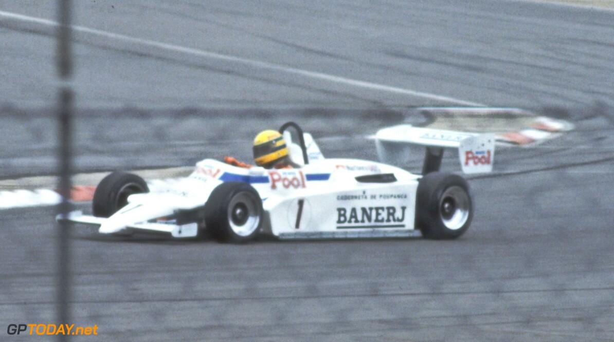<b>Ayrton Senna Special</b>: Deel 7  - Ayrton in het Britse Formule 3 - Een klasse apart (1983)