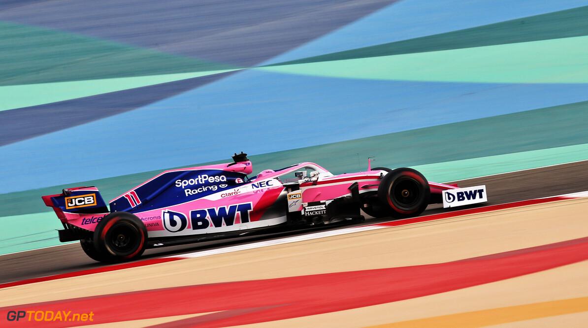 Racing Point komt met grote updates na de race in Baku