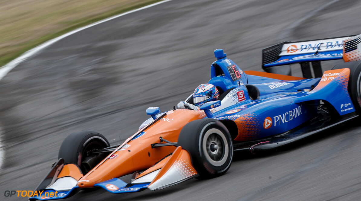<strong>FP1:</strong> Dixon leads Pigot at Mid-Ohio