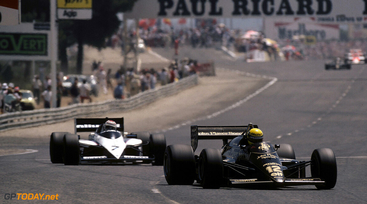 <strong>Ayrton Senna Special:</strong> Part 18 - Ayrton with Lotus - An unfortunate first half of the season (1985)